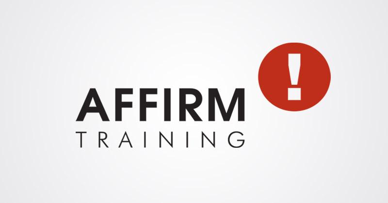 Affirm Training