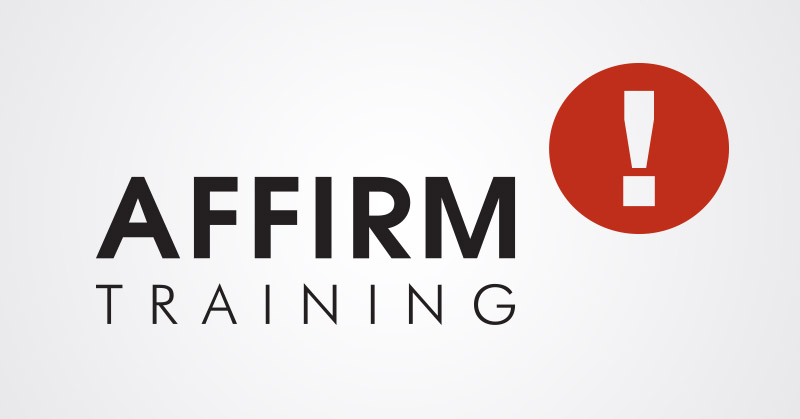 Affirm Training