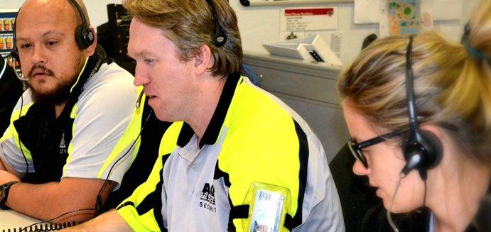 Monitoring, Control Room Monitoring, Electronic Surveillance