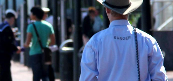 Security Ranger, Public Precinct Security