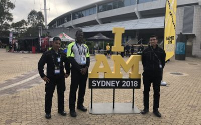 Invictus Games at Sydney Olympic Park
