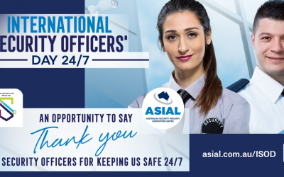 International Security Officers Day